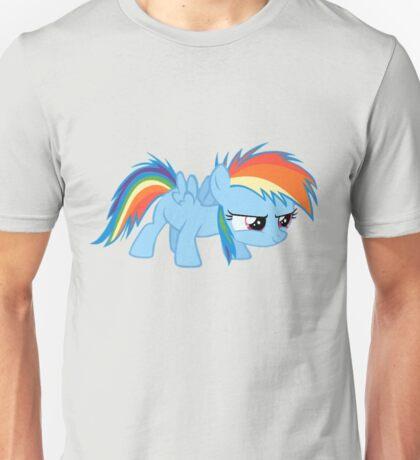 Filly Rainbow Dash Unisex T-Shirt