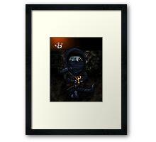 Garrett Framed Print