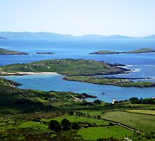 Derrynane Bay - Caherdaniel, Ireland by Kim North