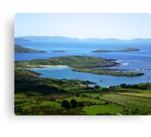 Derrynane Bay - Caherdaniel, Ireland Canvas Print