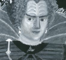 Queen Elizabeth I, The Klingon Sticker