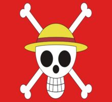 Luffy's Jolly Roger by takandre