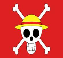 Luffy's Jolly Roger Unisex T-Shirt