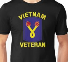 The 196th Infantry Brigade Vietnam Veteran Unisex T-Shirt