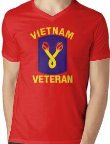 The 196th Infantry Brigade Vietnam Veteran Mens V-Neck T-Shirt