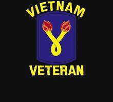 The 196th Infantry Brigade Vietnam Veteran Unisex T-Shirt