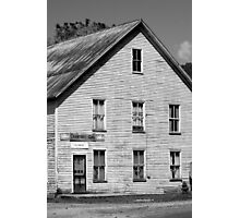 Crabtree Grocery Photographic Print