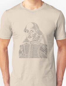 Shakespeare #1 Unisex T-Shirt