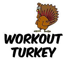 Workout Turkey IASIP by EdgarCat