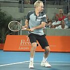 John McEnroe  by jlv-