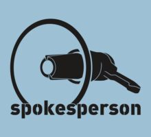 spokesperson by Kaleb Redden