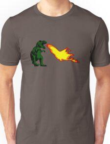Dinosaur - Green Unisex T-Shirt