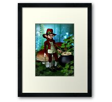 The Leprechaun Framed Print