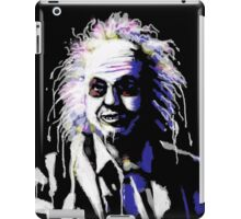 Say my name!...Bettlejuice iPad Case/Skin