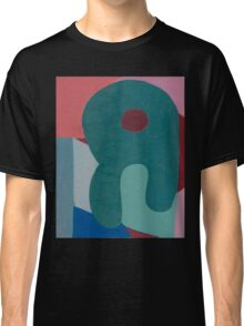 Cubic Shapes and Color Classic T-Shirt
