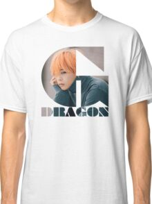 BIGBANG G-DRAGON MADE Series Typography Classic T-Shirt