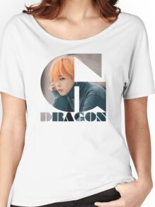 BIGBANG G-DRAGON MADE Series Typography Women's Relaxed Fit T-Shirt