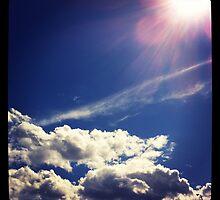 Blue Skys by Rebecca Hogan