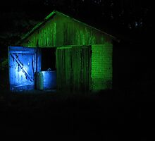 25.9.2011: Night at the Garage by Petri Volanen