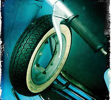 White Wall Tyre by delosreyes75