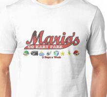 Mario's Go Kart Park Unisex T-Shirt