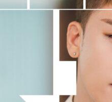 BIGBANG Seungri MADE Series Typography Sticker