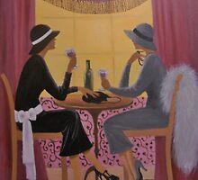 LADIES OUTING by Dian Bernardo