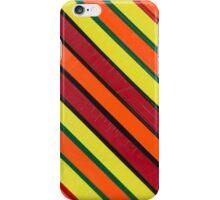 Striped Confession iPhone Case/Skin
