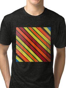 Striped Confession Tri-blend T-Shirt