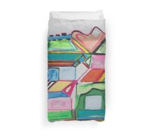 Images of Early Cubism Duvet Cover