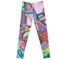 Town Hall Meeting Leggings