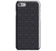 Metallica Series/Carbonite iPhone Case/Skin