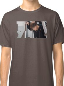 BIGBANG Taeyang MADE Series Typography Classic T-Shirt