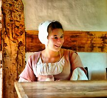Farm Girl by Anthony M. Davis