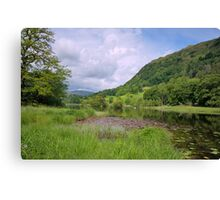 Reflective Rydal Canvas Print