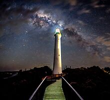 Split Point Lighthouse  by Russell Charters