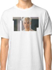 BIGBANG T.O.P MADE Series Typography Classic T-Shirt