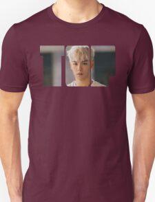 BIGBANG T.O.P MADE Series Typography T-Shirt