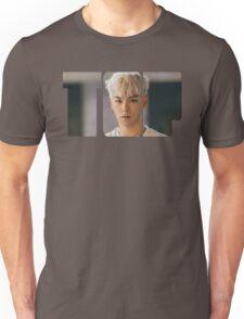 BIGBANG T.O.P MADE Series Typography Unisex T-Shirt