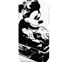 Mickey Mouse DJ iPhone Case/Skin