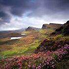The Trotternish Ridge by Jeanie
