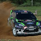 Ken Block SS12 Rally Australia by Elmacca
