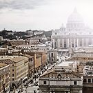 Afternoon in Vatican City by Photofreaks
