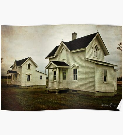 2 Homes Poster