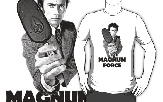 Dirty Harry Magnum Force by Brother Adam