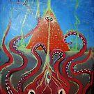 squid demon by nogod67
