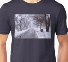 Walking in the Fog Unisex T-Shirt