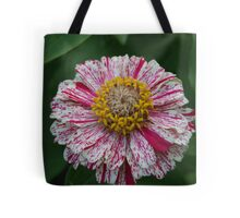 Multi-colored Zinnia Tote Bag