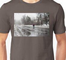 Winter Rain - Ottawa Unisex T-Shirt
