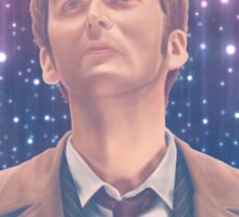 Tenth Doctor Sticker